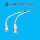 Wasserbeständigkeitelektrischer Minijack-Stecker 2 bis Pin 5