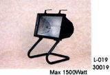 Gussaluminium-Wiesen-Lampe-Standardart