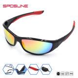 Full-Frame Vela Envolvente de Filtro de luz reflejada deporte gafas Gafas de sol