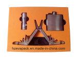 Shenzhen modificó el moldeado/el corte para requisitos particulares Inlay&Tray de la espuma de EVA