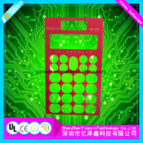 3Un fabricant apparence attrayante colorés du panneau de commande