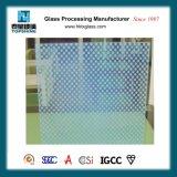 호텔과 대중음식점을%s /Lacquered 유리제 유리를 인쇄하는 장식적인 실크스크린
