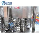 Изготовление машины автоматической пластичной воды бутылки чисто заполняя покрывая