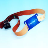Ereignismanagement MIFARE klassisches RFID gesponnenes Armband des Wristband-1K