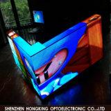 Garantía de 3 años en el interior P2.5 HD Display de LED de color bordo