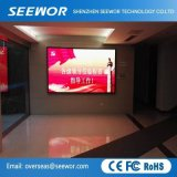 SMD3528 P7.62mm indoor Fixed fill Color LED display for Advertizing