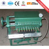 Machine de filtration d'huile de cuisson commercial