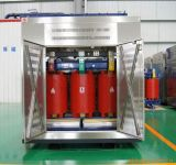 صناعة يزوّد 3 طور [1600كفا] نوع جافّ قوة محوّل كهربائيّة