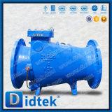 Задерживающие клапаны малюсенького сопротивления Didtek Dn500 Wcb медленные закрынные