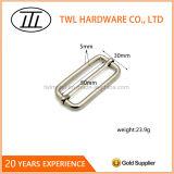 Inarcamento registrabile dell'anello del cursore della cinghia del metallo degli accessori del sacchetto per la borsa