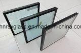 Glace creuse en verre isolée par 5+12A+5 isolante en verre
