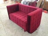 Tejido Tufting sofá