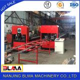 自動CNCの油圧円形の正方形の管の穴の打つ機械