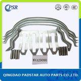 Le constructeur de Wva29159 Chine vend des nécessaires en gros de réparation de garniture de frein