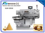 Multifuncional totalmente automática máquina de envoltura de bolas de chocolate