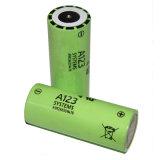Batteria di ione di litio ricaricabile della batteria di litio 26650 per A123