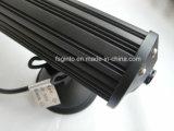 barra chiara movente luminosa di 20inch LED per l'automobile 4X4 fuori strada (GT3400-126W)