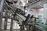 El frasco de cristal la cerveza de limitación de llenado de la máquina de embalaje