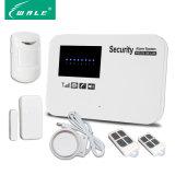Sistema di allarme di Wirelsee GSM dello scassinatore di intrusione di SMS APP