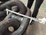 Anchor цепь против коррозии Aohai сталь марки 3 морской цепи