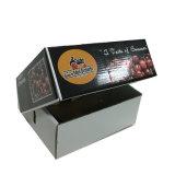 칼라 박스 도매를 위한 주문을 받아서 만들어진 상자 수송용 포장 상자