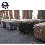 Recubierto de tejas de piedra natural en el mercado de África