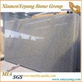 Het Graniet van het Kristal van Bianco, G602 Witte Graniet Opgepoetste Plak voor Countertop, Tegels, Straatsteen (yy-MS197)