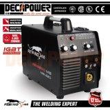 Dual-Voltage 110V/220V/60Hz MMA/Mag/inversor DC para soldar MIG
