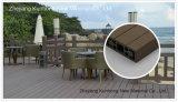 Extérieur--Non-Capped étanche ou régulière WPC Flooring, terrasses, Recyclé