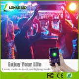 15W E26 6 past de Duim In een nis gezette Verlichting Smartphone Gecontroleerde WiFi Downlights retroactief aan