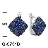 새로운 디자인 금관 악기 귀걸이 보석 공장 도매