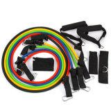 11部分の練習の管のドアのアンカー足首ストラップは袋を運ぶ