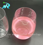vidros de vinho plásticos que Wedding, volume descartável de 450ml Tritan da flauta de Champagne