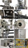 Machine à étiquettes plate des doubles côtés Mt500 automatiques pour le pétrole