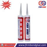 Application d'étanchéité en silicone de haute qualité en verre et aluminium