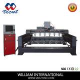máquina de grabado de madera del CNC de la máquina del CNC de 3D 4-Axis