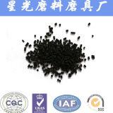 Columna de recuperación de solventes de carbono negro activo