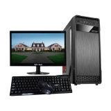 Caixa do computador para as peças do computador