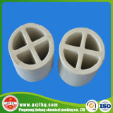 Gli anelli di ceramica dell'un divisorio come imballaggio chimico della torretta (17~23% Al2O3)