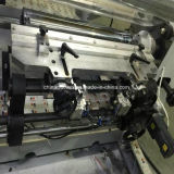 Gwasy-C Шестерня средней скорости 8 цветной печати Rotogravure машины для пластиковой пленки в 110 м/мин