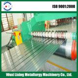 Automatische Stahlring-aufschlitzende Maschinen-Zeile