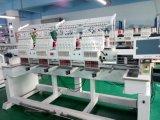 Kopf-Schutzkappen-Stickerei-Maschine des Wonyo Computer-4 mit Entwürfen