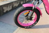 Bicicleta eléctrica plegable para niñas