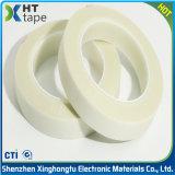 Bande à hautes températures de tissu en verre d'isolation adhésive de silicones