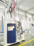 A parede lateral da máquina de estanqueidade do vidro isolante