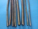 Manguito flexible acanalado/funda del gas natural del manguito del gas del acero inoxidable