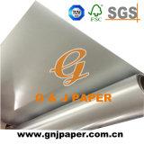 Kundenspezifisches Gold oder Splitter beschichtetes metallisiertes Papier für Zigaretten-Sätze