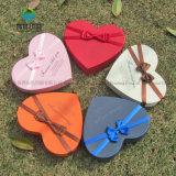 Настраиваемые в форме сердечка напечатано шоколад в салоне