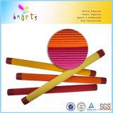 Flauta Normal do rolo de papel ondulado