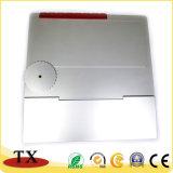 Calendrier perpétuel en aluminium de vente chaud en métal pour les cadeaux promotionnels